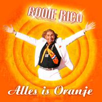 Rooie Rico Alles is Oranje Cover 200
