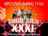 Rooie Rico XXXL - Nijmeegse Vierdaagsefeesten 2016